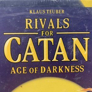 COPY - Rivals For Catan Age Of Darkness Card Game